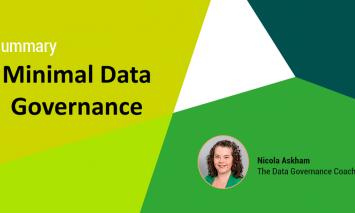 minimal-data-governance